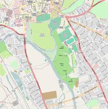 Map Street View Location Map Friends Of Aston U0027s Eyot