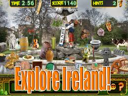 hidden objects ireland quest object puzzle game android apps