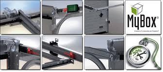 portoni sezionali breda portoni sezionali con my box della breda sistemi industriali s p a