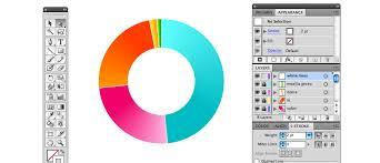 tutorial illustrator gradient gradient ring chart in illustrator illustrator tutorials design
