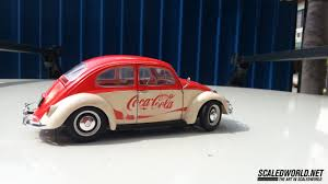 volkswagen tamiya coca cola beetle scaledworld