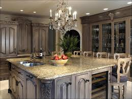 Painting Kitchen Cabinets Blue Kitchen Kitchen Colors With Oak Cabinets Light Gray Kitchen