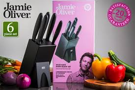oliver kitchen knives scoopon oliver 6 knife block set delivered