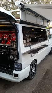 old nissan van getting ready for summer dark addiction