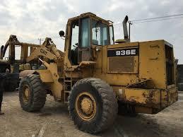 cat 936e wheel loader for sale