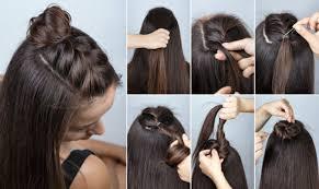 Frisuren Zum Selber Machen Glatte Haare by 1001 Ideen Zum Thema Frisuren Für Besondere Anlässe Anleitungen