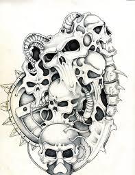 9 best biomech skulls images on skulls and