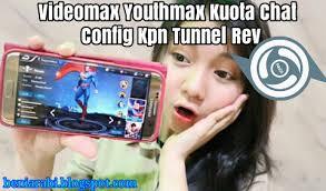 config kuota videomax masih aktif free config khusus kpn tunnel rev untuk kuota videomax youthmax dan