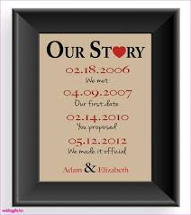 wedding anniversary gifts for awesome wedding anniversary gifts for husband wedding