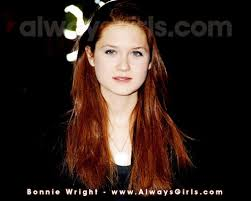 bonnie wright wallpapers wright wallpaper 139 fan uploads background wallpapers