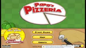 jeux de cuisine papa cupcakeria test jeux flash ep 01 papas pizzeria