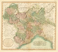 Map Of Genoa Italy by A New Map Of Piedmont The Duchies Of Savoy And Milan And The