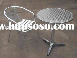 Aluminum Bistro Table And Chairs 42 Appealing Of Aluminum Wonderful Furniture Design