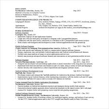 Software Engineer Fresher Resume Sample Introduction Dissertation Droit Administratif A Free Very Useful
