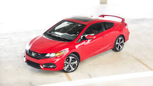 2015 honda civic si coupe review autoevolution