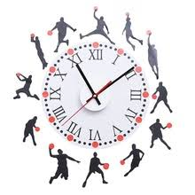 Wall Clock For Living Room by Compare Prices On Basketball Wall Clock Online Shopping Buy Low