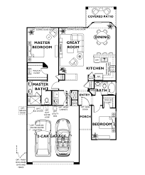Patio Homes Floor Plans Floor Plans For Homes Home Design Ideas