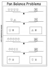 algebra worksheets u2013 algebraic reasoning u2013 balance problems u2013 2