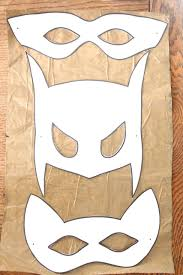 witch mask cleverpatch mask template inc free printable masks is