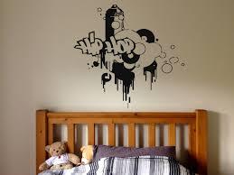 wall decals stickers home decor home furniture diy wall decal vinyl sticker bedroom hip hop dance music logo kids nursery bo2789