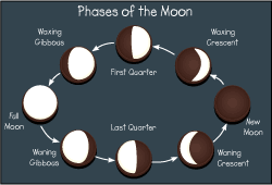 oreo moon phase project do it and how