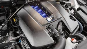 lexus f 5 0 sedan v8 lexus rc f 5 0 v8 engine detailed generates 471 bhp