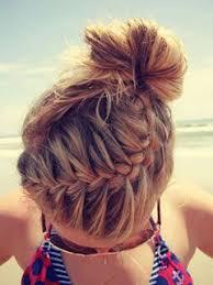 Hochsteckfrisurenen Mittellange Haare Selbstgemacht by Die Besten 25 Hochsteckfrisuren Mittellange Haare Selbstgemacht