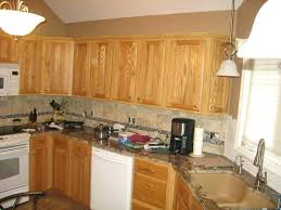 oak cabinet kitchen ideas kitchen backsplash ideas with oak cabinets with oak cabinets image