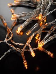 amber mini led christmas lights 30 led amber mini string lights 10 8 ft clear cord battery