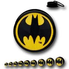 batman earrings and plugs