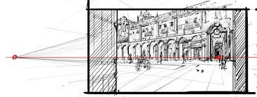 tip 64 how to draw pillars in perspective