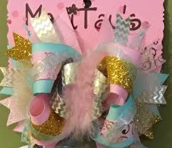 custom hair bows hair bows by maditay s boutique
