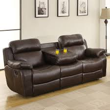 Small Sectional Sofa With Recliner by Sectional Sofas With Recliners And Cup Holders Kit4en Com