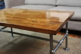 coffee table enchanting butcher block coffee table designs terrific teak rectangle modern laminated wood butcher block coffee table ideas enchanting