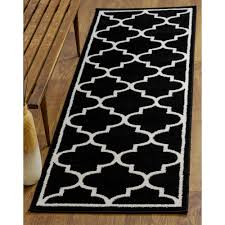 Area Rug Black Transitional Rug Transitional Rug Black White High Quality