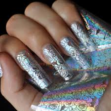 compare prices on nail foil rose online shopping buy low price