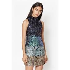 french connection cosmic beam sequin dress 71epk