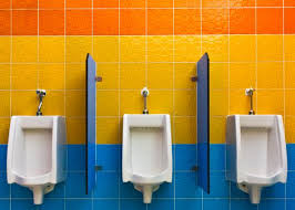 bathroom men public bathrooms and homophobia why are men afraid to pee together