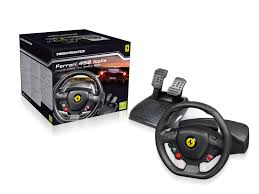 thrustmaster xbox 360 your xbox 360 with a 458 steering wheel