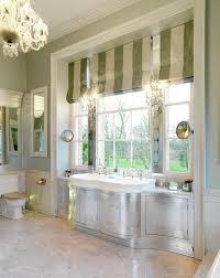 Silver Bathroom Vanity Bathroom In Silver Hues Our Favorite Silver Decorated Bathrooms