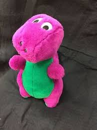 Barney And Backyard Gang Original Barney And The Backyard Gang Plush Dinosaur Toy Early