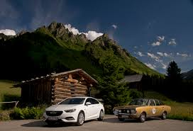 something old something new opel commodore and opel ampera e