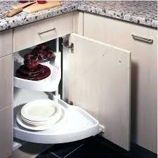 panier tournant pour meuble cuisine plateau tournant pour meuble de cuisine cool tourniquet demi lune