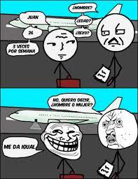 Memes Para Facebook En Espaã Ol - memes chistosos en espa祓ol troll en el aeropuerto