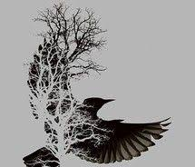 gorgeous bird tree idea tattoos bird tree