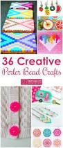 craftaholics anonymous 36 perler bead crafts