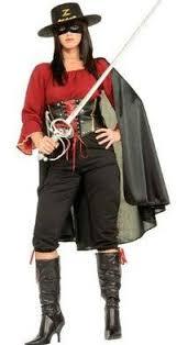 Zorro Costume Halloween 2010 Creative Halloween Costumes Girls Women