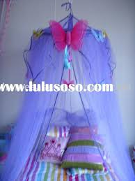 Diy Canopy Bed Diy Canopy Bed Diy Princess Mosquito Net Kids Butterfly Bed