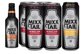 bud light beer alcohol content light mixxtail