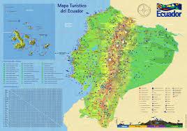 Galapagos Map Ecuador Maps Printable Maps Of Ecuador For Download